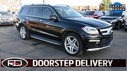 2014 Mercedes-Benz GL550 4MATIC for sale 100931668