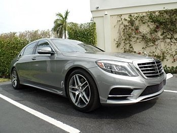 2014 Mercedes-Benz S550 Sedan for sale 100744873