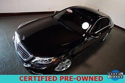 2014 Mercedes-Benz S550 Sedan for sale 100785177