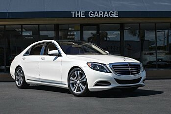 2014 Mercedes-Benz S550 Sedan for sale 100849134