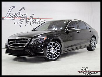 2014 Mercedes-Benz S550 Sedan for sale 100877897