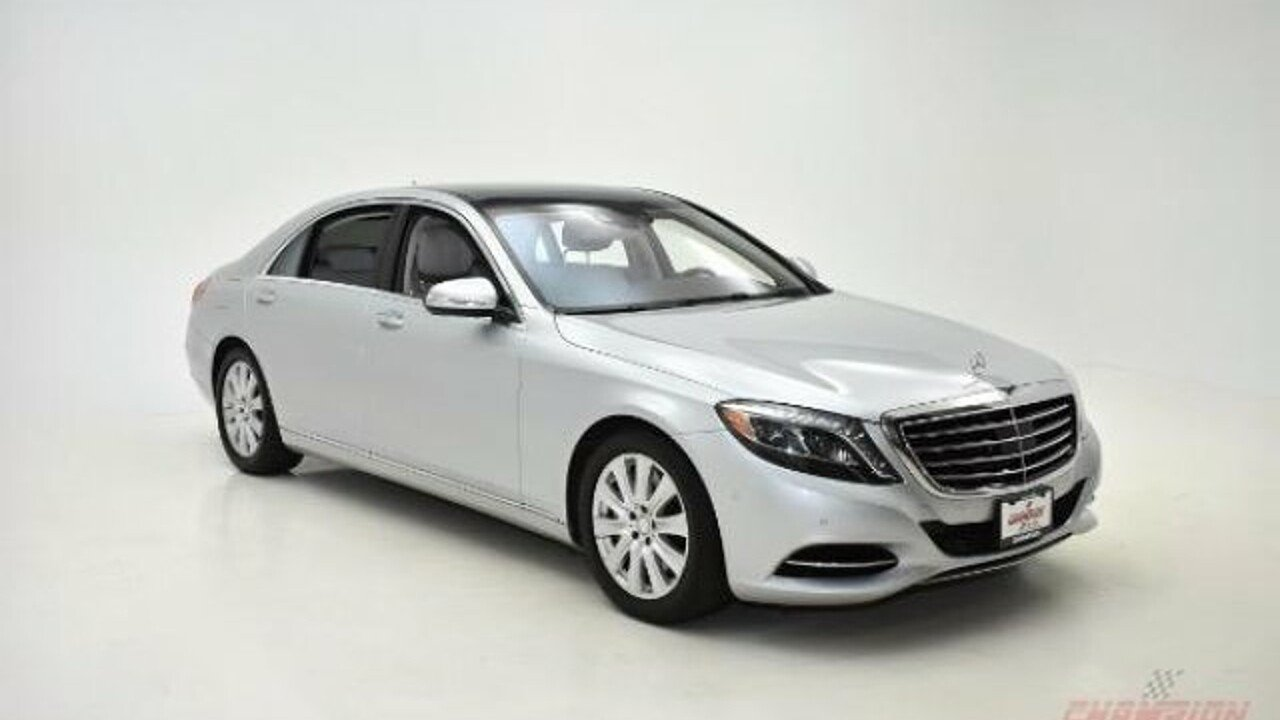 2014 Mercedes-Benz S550 Sedan for sale 100929788