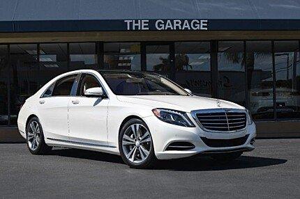 2014 Mercedes-Benz S550 Sedan for sale 100849134