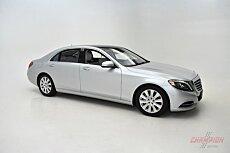 2014 Mercedes-Benz S550 Sedan for sale 100950788