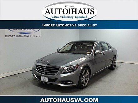 2014 Mercedes-Benz S550 Sedan for sale 101008657