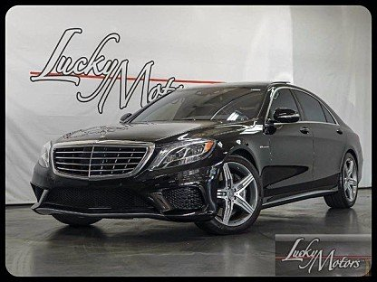2014 Mercedes-Benz S63 AMG 4MATIC Sedan for sale 100785716
