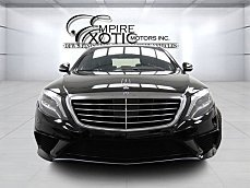 2014 Mercedes-Benz S63 AMG 4MATIC Sedan for sale 100853542