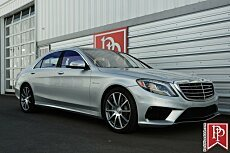 2014 Mercedes-Benz S63 AMG 4MATIC Sedan for sale 100857613