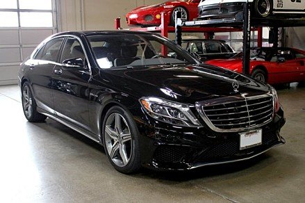 2014 Mercedes-Benz S63 AMG 4MATIC Sedan for sale 100978565