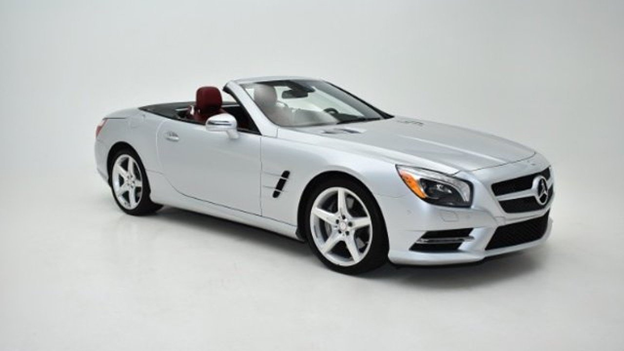 2014 Mercedes-Benz SL550 for sale 100878078