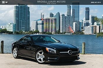 2014 Mercedes-Benz SL550 for sale 100895088