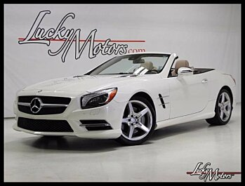 2014 Mercedes-Benz SL550 for sale 100905496