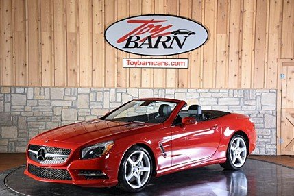 2014 Mercedes-Benz SL550 for sale 100986850