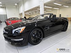 2014 Mercedes-Benz SL65 AMG for sale 100893211