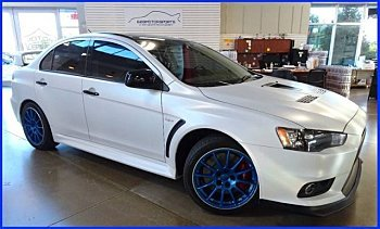 2014 Mitsubishi Lancer Evolution GSR for sale 101045173
