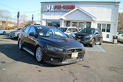 2014 Mitsubishi Lancer Evolution MR for sale 100946384