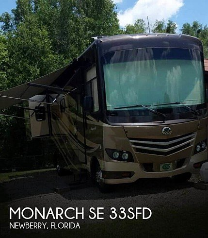 2014 Monaco Monarch for sale 300118820