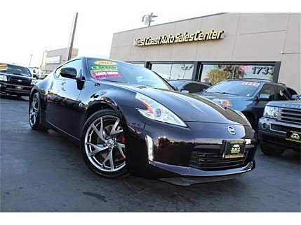 2014 Nissan 370Z Coupe for sale 100839570