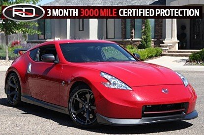 2014 Nissan 370Z Coupe for sale 100869324