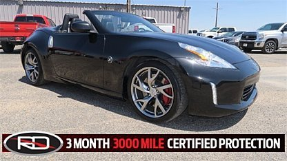 2014 Nissan 370Z Roadster for sale 100890711