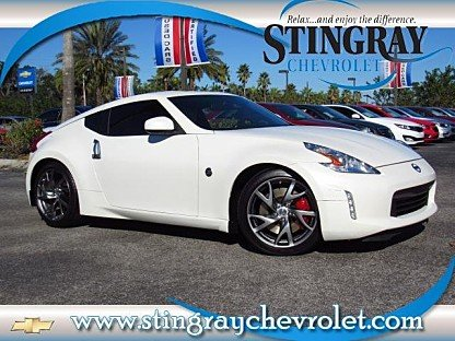 2014 Nissan 370Z Coupe for sale 100930112