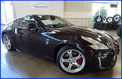 2014 Nissan 370Z Coupe for sale 100972967