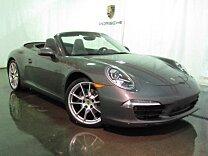 2014 Porsche 911 Carrera Cabriolet for sale 100758955