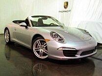 2014 Porsche 911 Carrera Cabriolet for sale 100769536