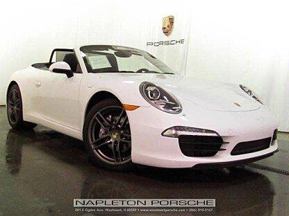 2014 Porsche 911 Carrera Cabriolet for sale 100770753
