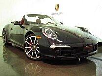 2014 Porsche 911 Carrera S Cabriolet for sale 100771029