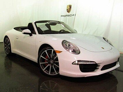 2014 Porsche 911 Carrera S Cabriolet for sale 100785019