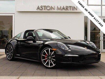 2014 Porsche 911 Targa 4S for sale 100785388