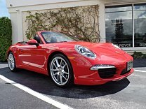 2014 Porsche 911 Carrera Cabriolet for sale 100794853