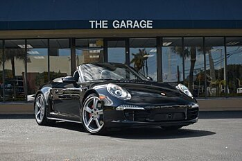 2014 Porsche 911 Carrera S Cabriolet for sale 100855944