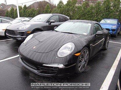 2014 Porsche 911 Carrera S Cabriolet for sale 100857361