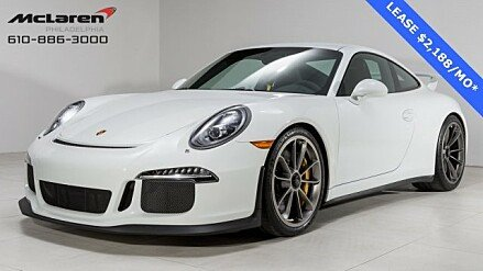 2014 Porsche 911 GT3 Coupe for sale 100862822