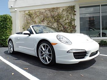 2014 Porsche 911 Carrera Cabriolet for sale 100857062