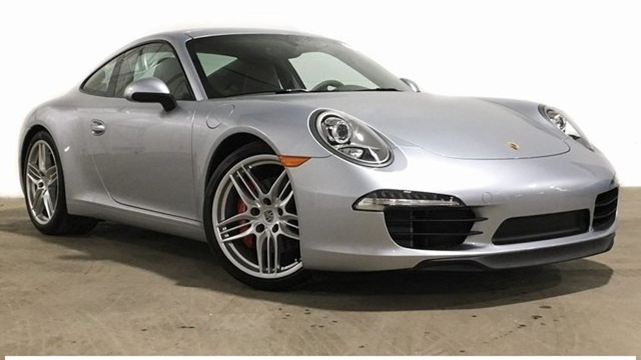 2014 Porsche 911 Carrera S Coupe for sale 100962885