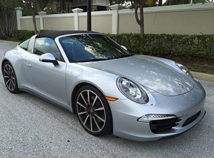 2014 Porsche 911 Targa 4S for sale 100751925