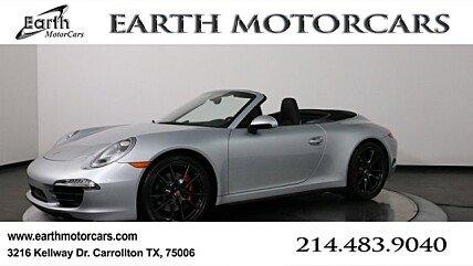 2014 Porsche 911 Carrera S Cabriolet for sale 100798352