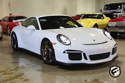 2014 Porsche 911 GT3 Coupe for sale 100884363