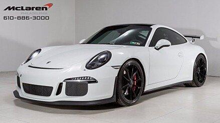2014 Porsche 911 GT3 Coupe for sale 100891674
