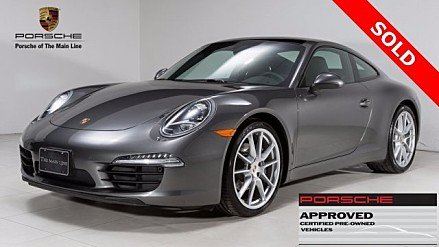 2014 Porsche 911 Coupe for sale 100908092