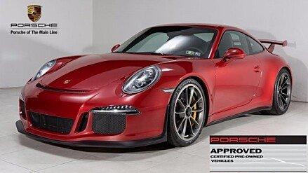 2014 Porsche 911 GT3 Coupe for sale 100927700