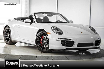 2014 Porsche 911 Carrera S Cabriolet for sale 100928825