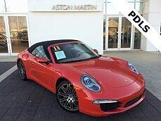 2014 Porsche 911 Carrera S Cabriolet for sale 100930063