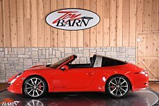2014 Porsche 911 Targa 4S for sale 100947196