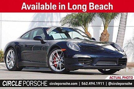 2014 Porsche 911 Carrera S Coupe for sale 100955588