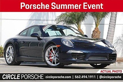 2014 Porsche 911 Carrera S Coupe for sale 100955588