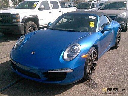 2014 Porsche 911 Carrera Cabriolet for sale 100968788